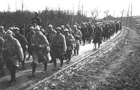 Les Franais Verdun 1916