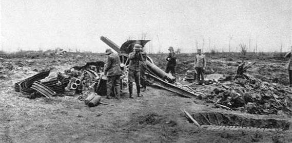 la Bataille de Verdun Avril  p242